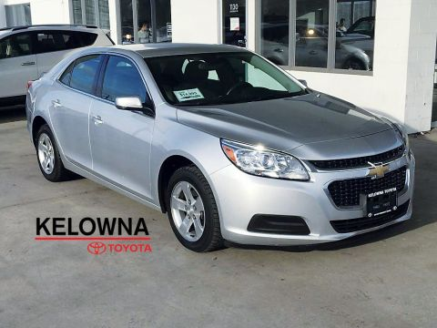 Pre-Owned 2016 Chevrolet Malibu Limited LT * LEATHER * NAVIGATION * BACK UP CAM