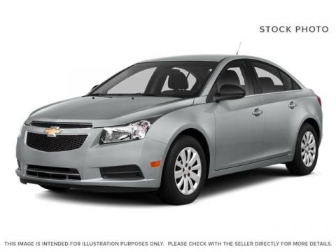 Pre-Owned 2014 Chevrolet Cruze Eco