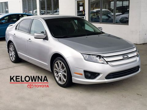 Pre-Owned 2012 Ford Fusion SE * BLUETOOTH * SPORT SEATS
