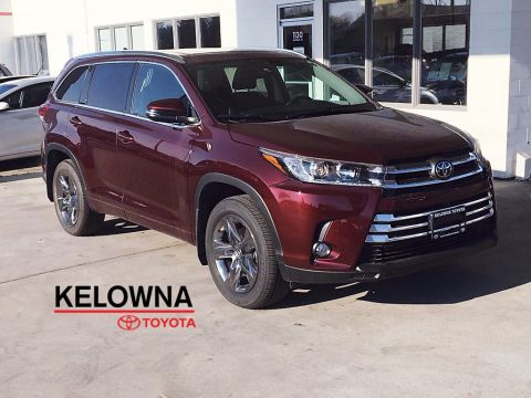 New 2018 Toyota Highlander Limited I JBL Audio I Navigation