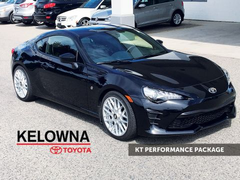 New 2017 Toyota 86 KT Performance Pkg