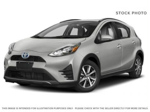 New 2019 Toyota Prius c Upgrade Pkg. I Premium Paint