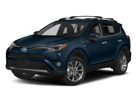 New 2018 Toyota RAV4 Hybrid Limited I JBL Audio I Navigation