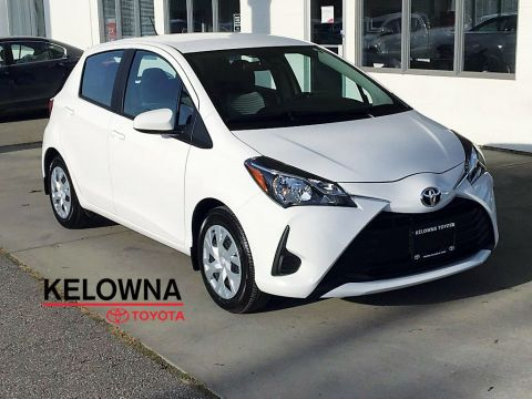 Pre-Owned 2018 Toyota Yaris Hatchback LE