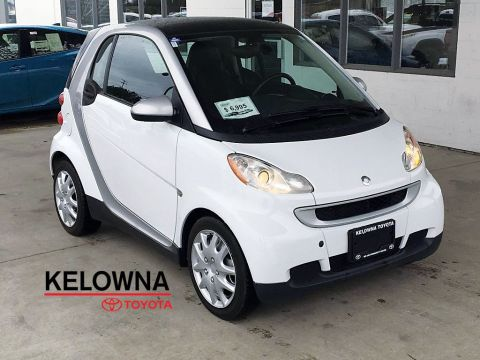Pre-Owned 2012 smart fortwo