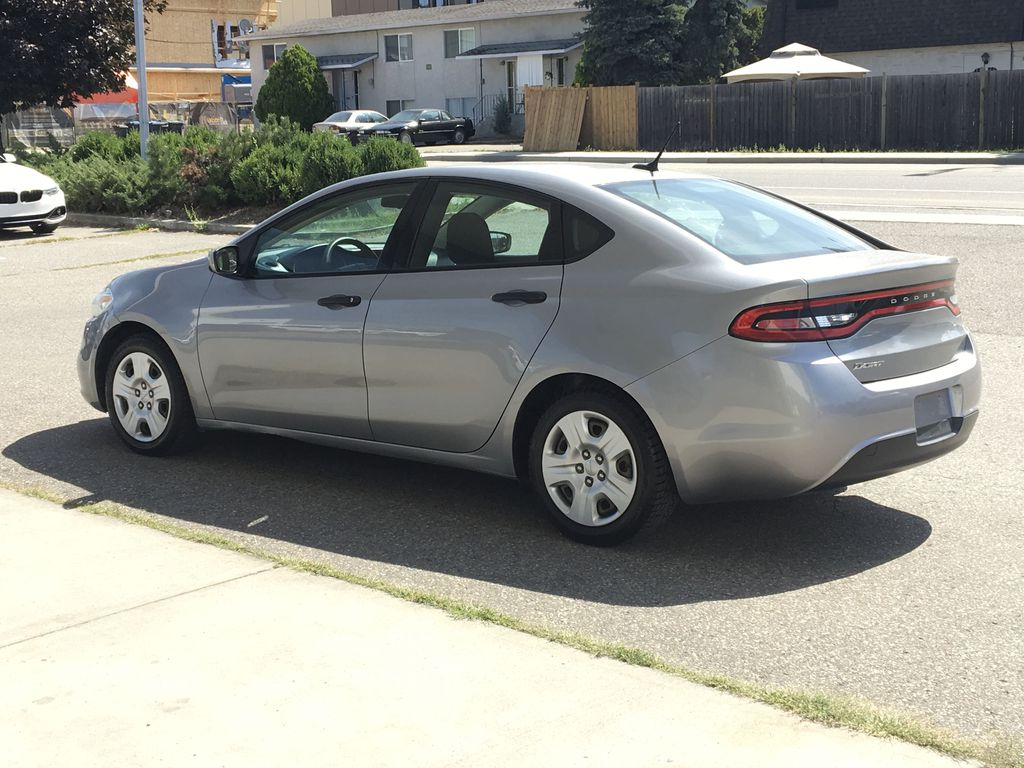 Pre-Owned 2014 Dodge Dart SE I 5 Speed Manual