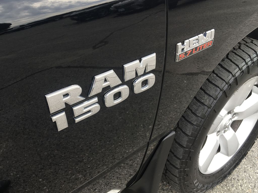 Pre-Owned 2015 Ram 1500 SLT I Running Boards I Bed Cover I A/C