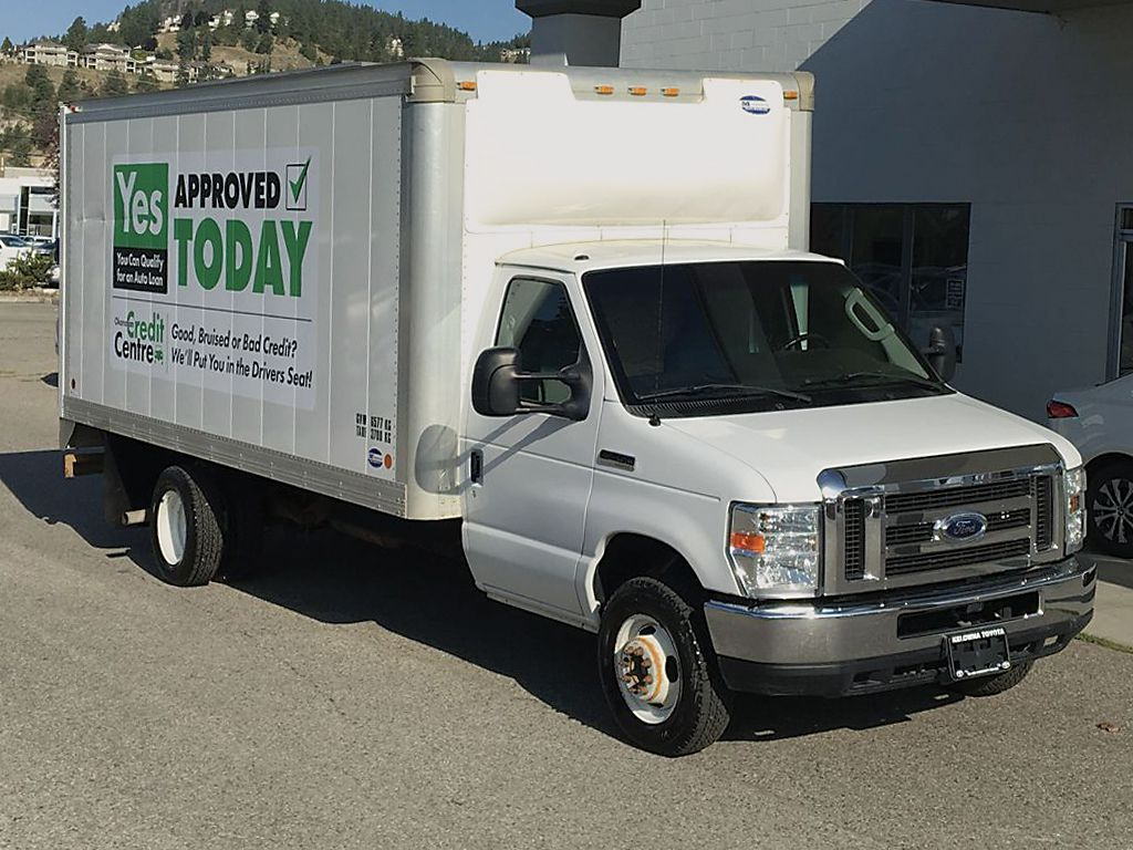 Pre-Owned 2012 Ford Econoline Commercial Cutaway E-450 SUPER DUTY