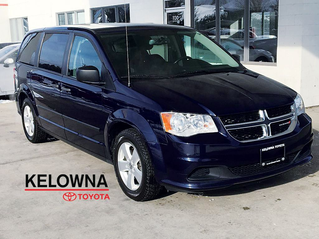 Pre-Owned 2015 Dodge Grand Caravan Canada Value Package