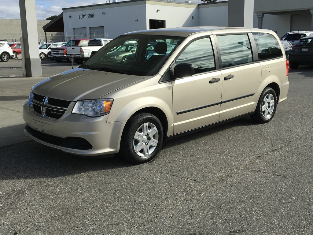 Pre-Owned 2012 Dodge Grand Caravan SE