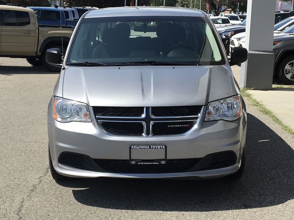 Pre-Owned 2016 Dodge Grand Caravan Canada Value Package