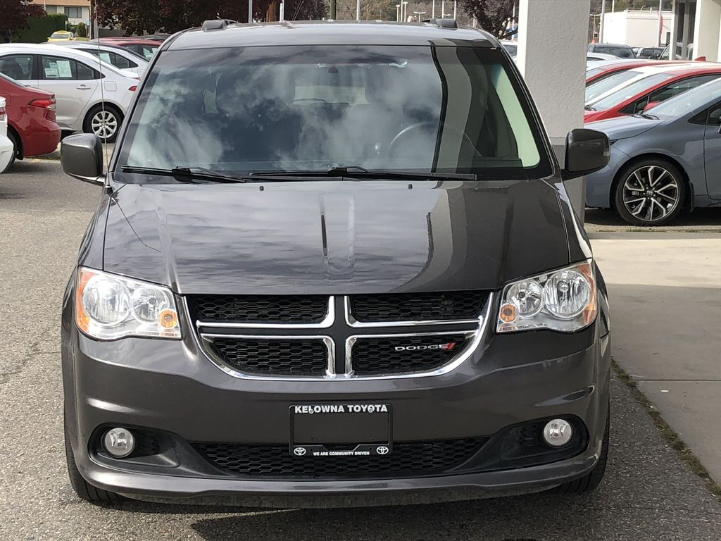 Pre-Owned 2017 Dodge Grand Caravan Crew I Low Km's I Sto n Go I Air Conditioning