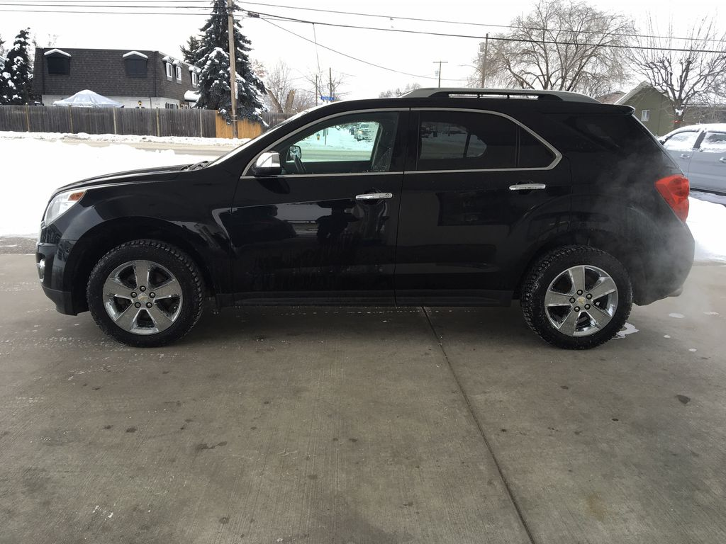 Pre-Owned 2012 Chevrolet Equinox 2LT