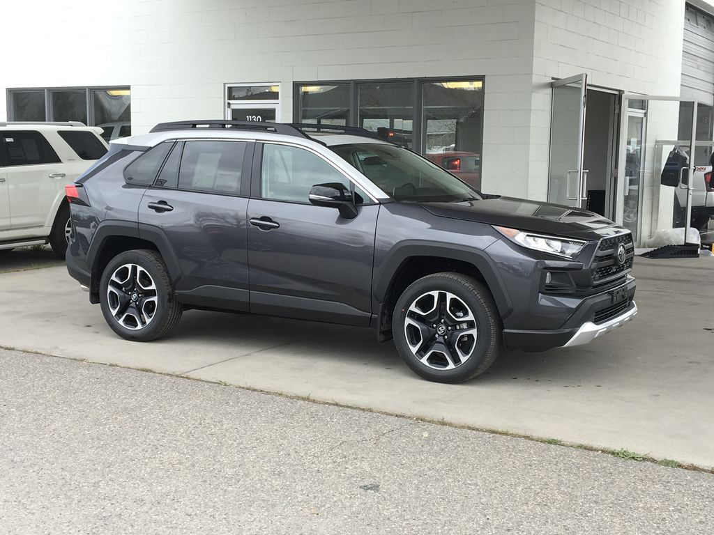 New 2019 Toyota RAV4 Trail I Premium Paint I Drive Mode Select