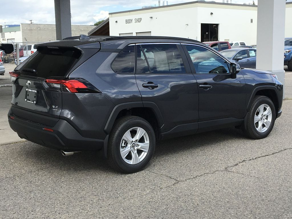 New 2020 Toyota RAV4 XLE I All Wheel Drive I Moonroof