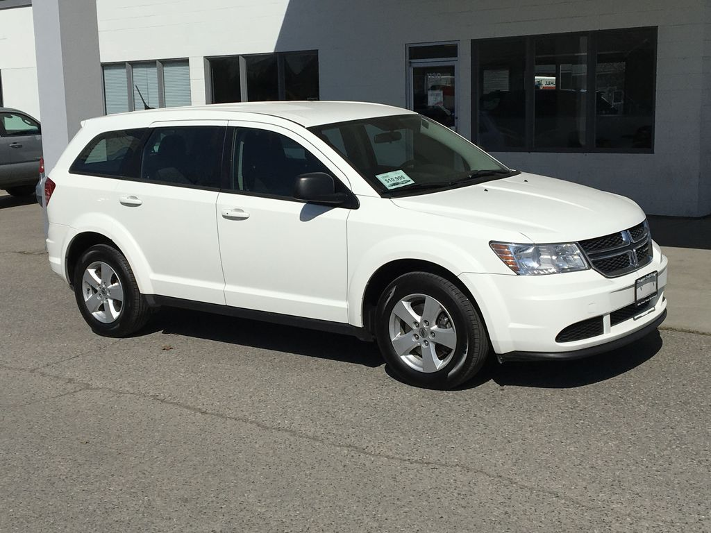 Pre-Owned 2014 Dodge Journey Canada Value Pkg