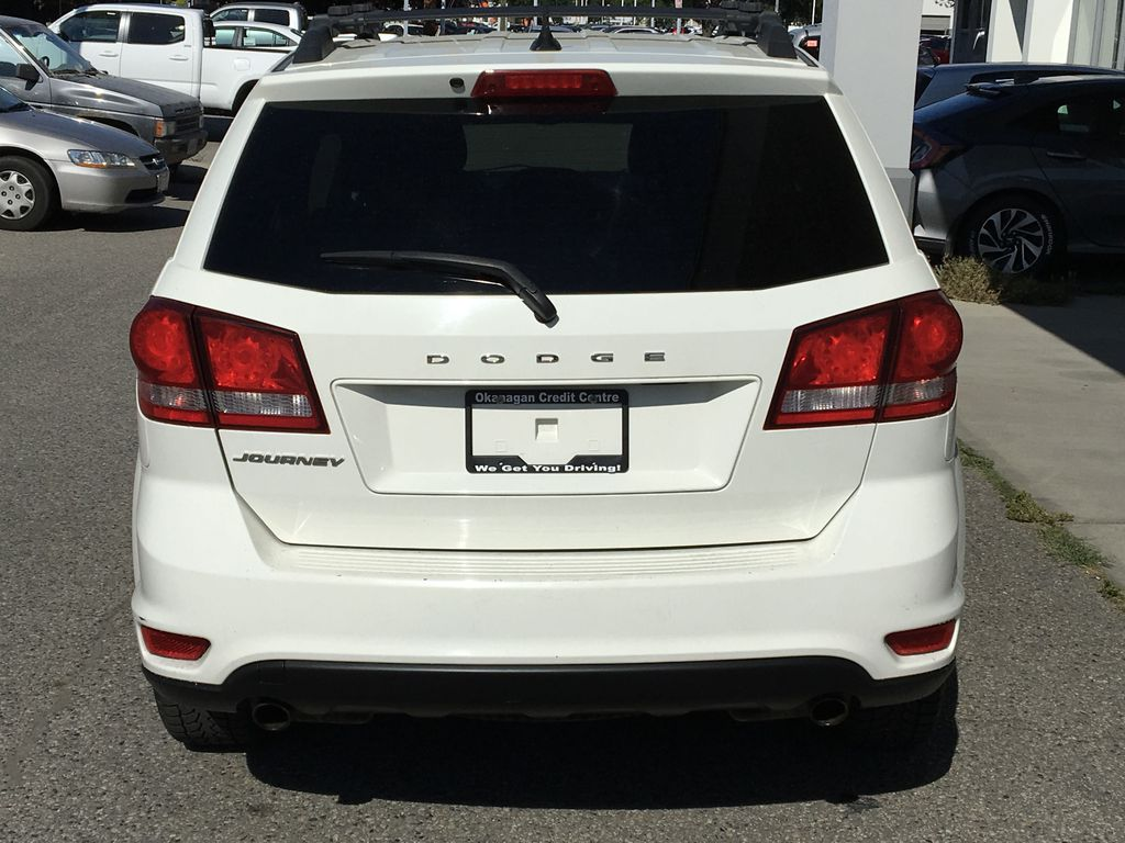 Pre-Owned 2014 Dodge Journey SXT I Bluetooth I Alloy Wheels