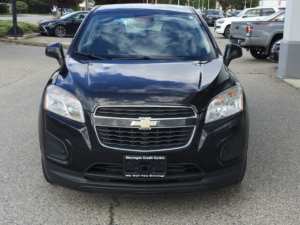 Pre-Owned 2013 Chevrolet Trax LS I Air Conditioning I Bluetooth I Auto Trans