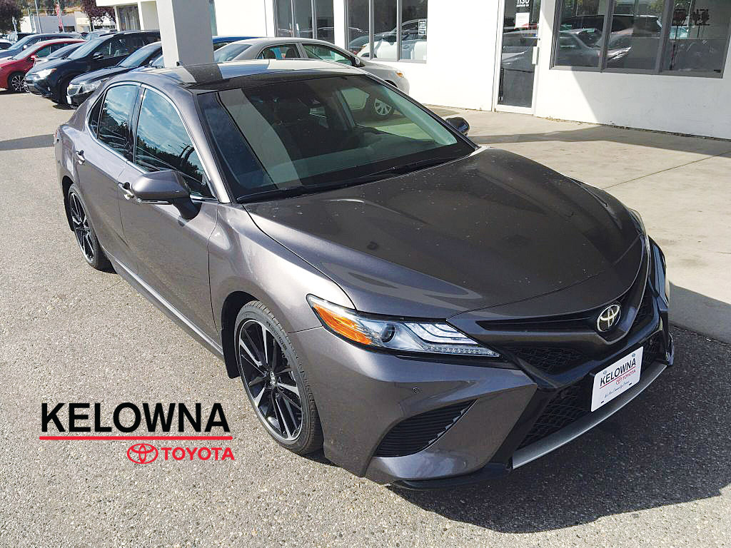 New 2018 Toyota Camry Xse 4 Door Car In Kelowna 8ca2408 Kelowna