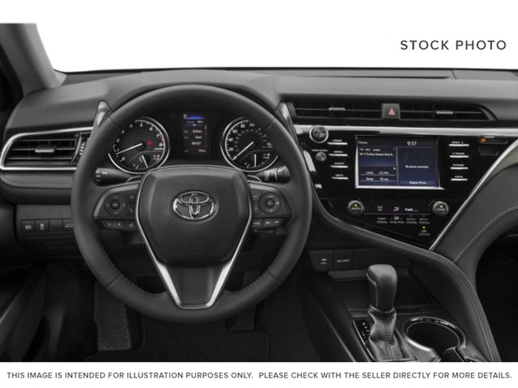 New 2020 Toyota Camry SE I Leather I Paddle Shifters