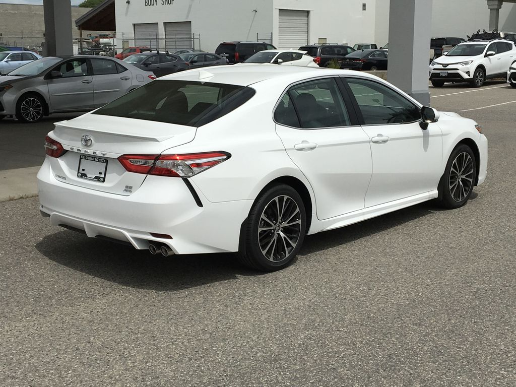 New 2020 Toyota Camry SE I All Wheel Drive I Upgrade