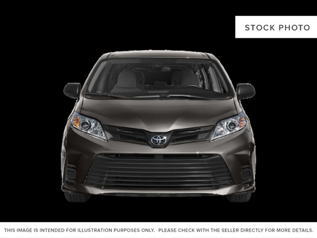 New 2020 Toyota Sienna XLE I Leather