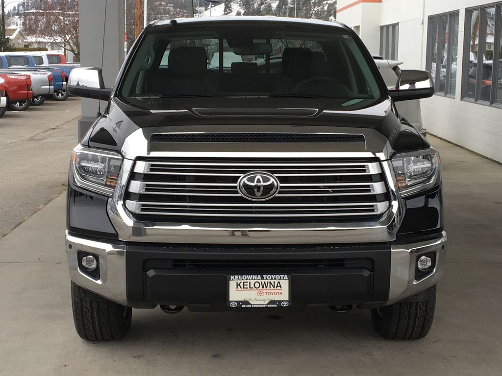 New 2019 Toyota Tundra Limited I Premium Navigation I 20 Inch Alloy Wheels