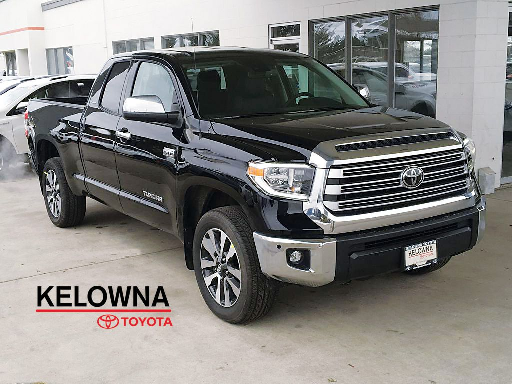 New 2019 Toyota Tundra Limited I Premium Navigation I 20 Inch Alloy Wheels  Four Wheel Drive 4 Door Pickup
