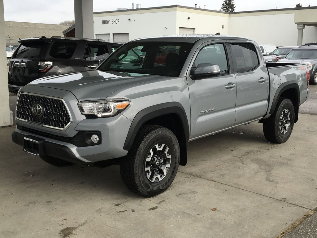 New 2019 Toyota Tacoma TRD Off Road I Lift Kit I Cooper Tires I Fuel Rims