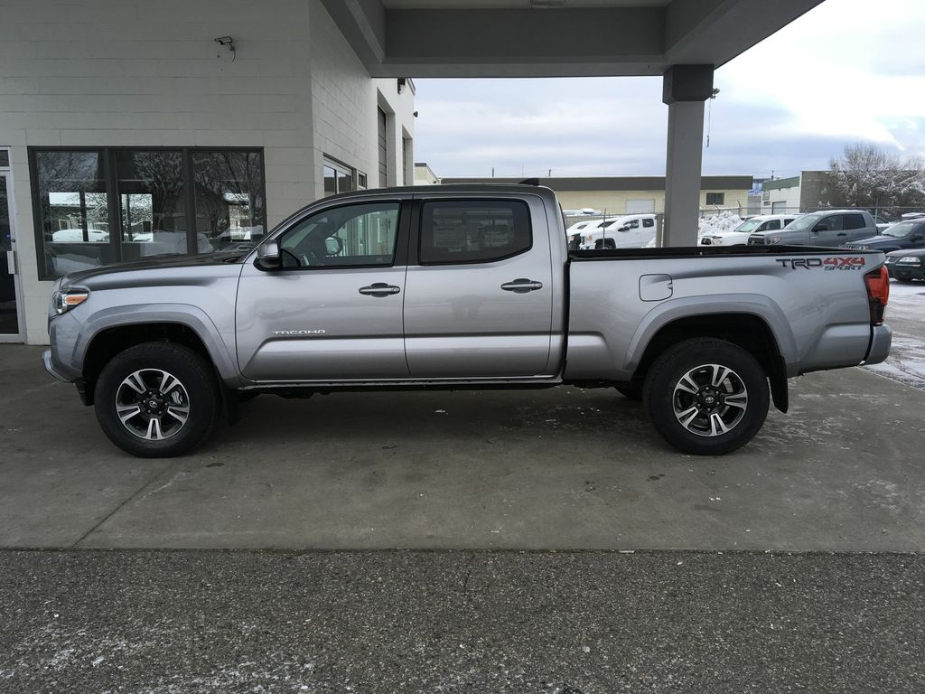 tacoma sport cabtrd toyota img tocoma car listing double