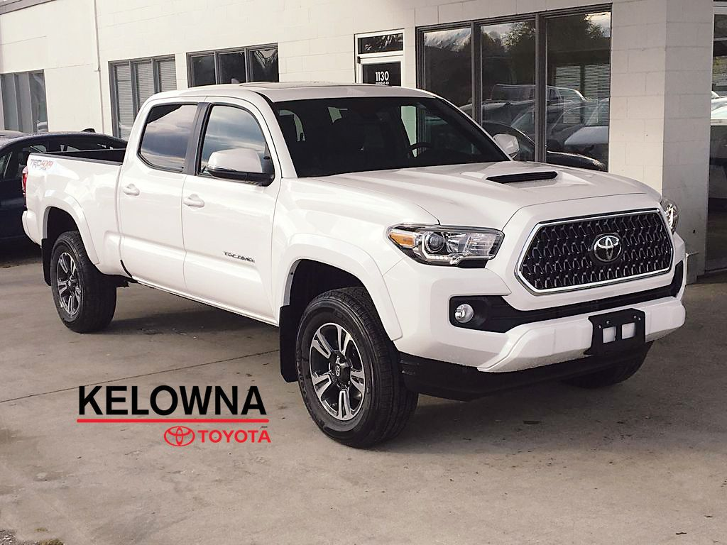 New 2019 Toyota Tacoma TRD Sport I Upgrade I Sport Suspension I Leather
