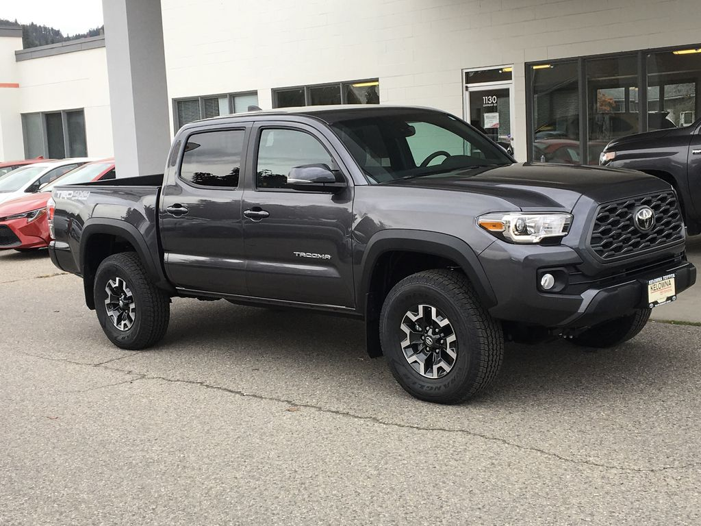New 2020 Toyota Tacoma TRD Off Road I Crawl Control I Navigation