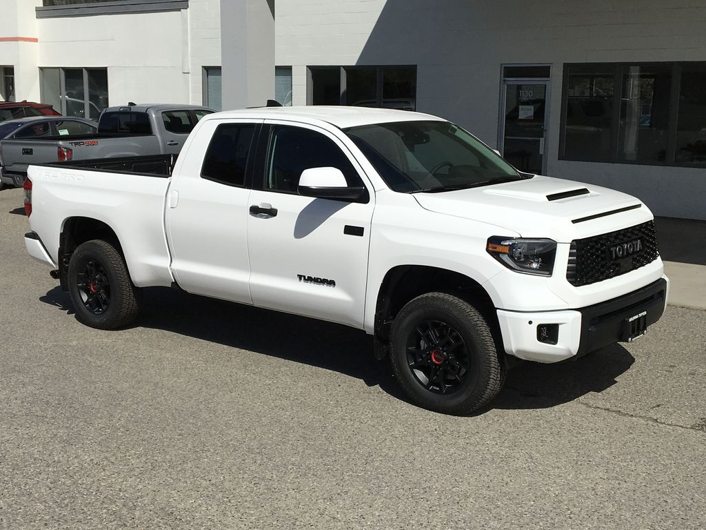 New 2020 Toyota Tundra TRD PRO I Fox Shocks I JBL Audio