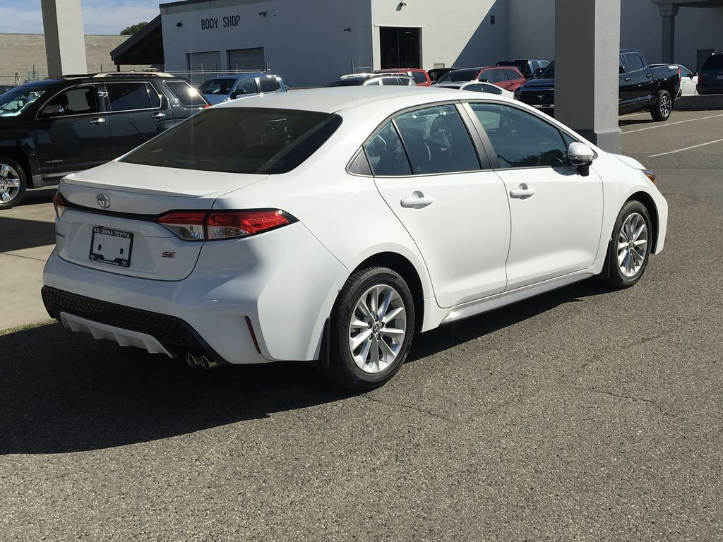 New 2020 Toyota Corolla SE I Paddle Shifters I 16 Inch Alloy Wheels