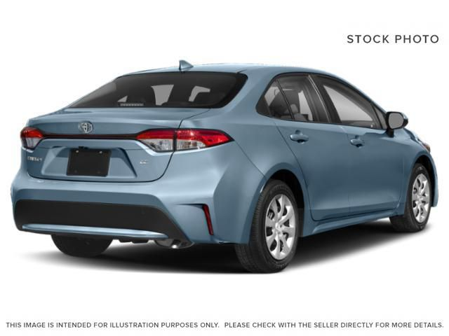 New 2020 Toyota Corolla LE I Upgrade Pkg. I Moonroof