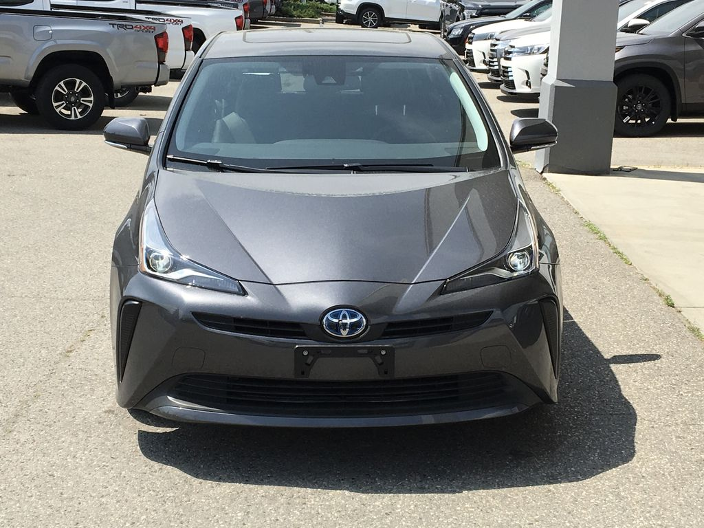 New 2019 Toyota Prius Technology I Navigation