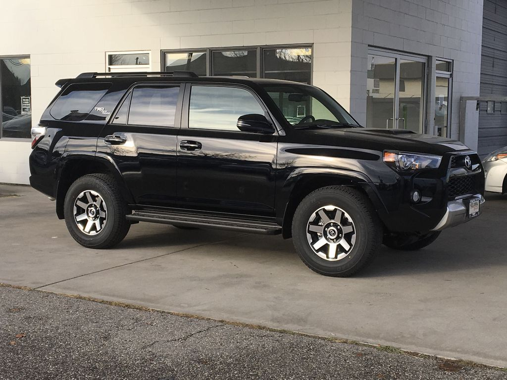New 2020 Toyota 4Runner TRD Off Road I Crawl Control I Navigation