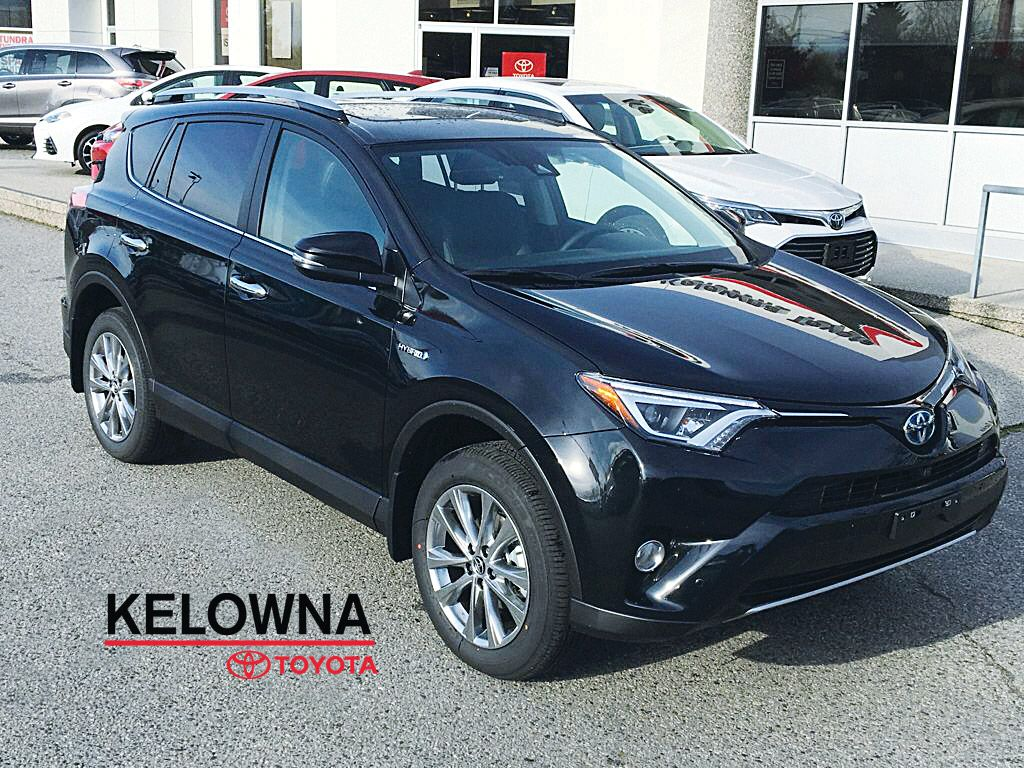 new 2017 toyota rav4 hybrid limited 4 door sport utility in kelowna 7rh7151 kelowna toyota. Black Bedroom Furniture Sets. Home Design Ideas