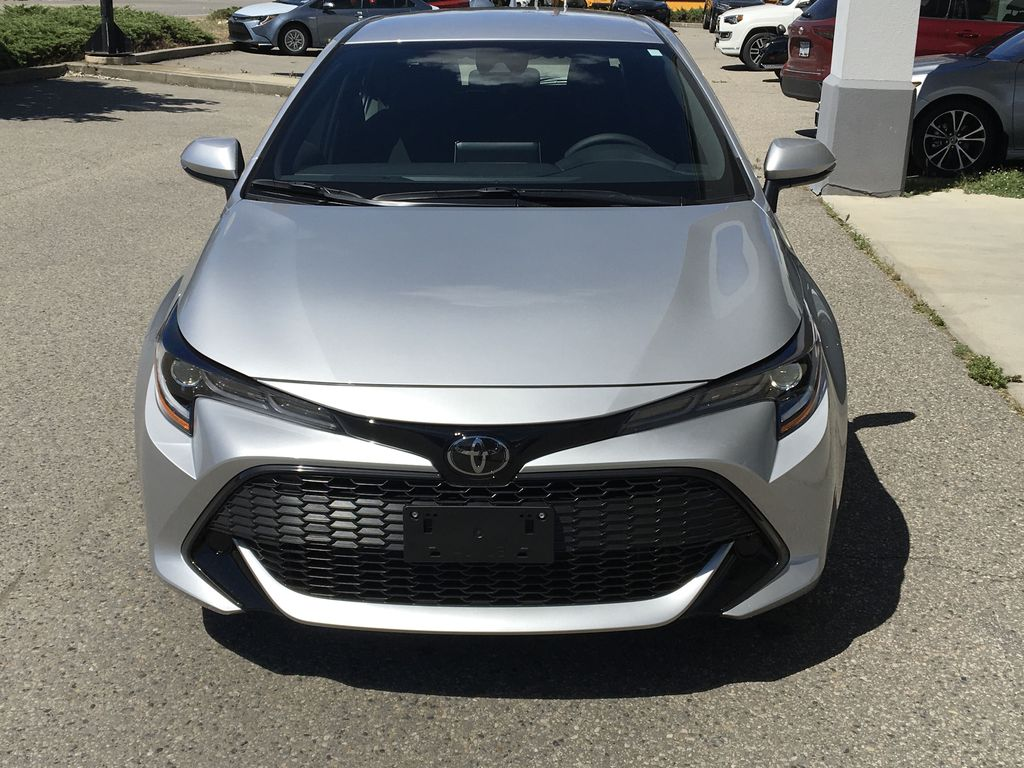 New 2020 Toyota Corolla Hatchback SE I Heated Seats I Paddle Shifters