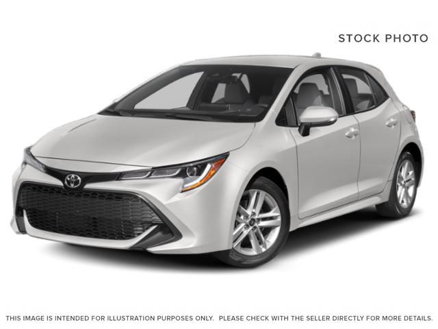 New 2019 Toyota Corolla Hatchback SE I Heated Seats I 16 Inch Alloy Wheels