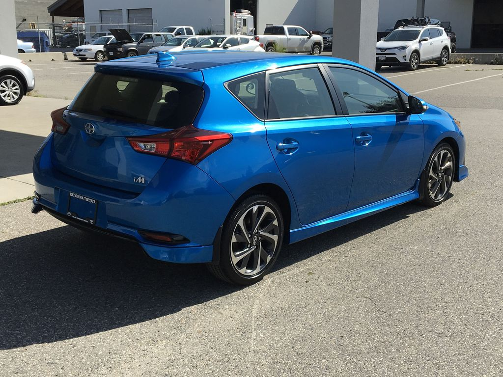 Pre-Owned 2016 Scion iM Low Kilometres I Air Conditioning I New Brake Pads