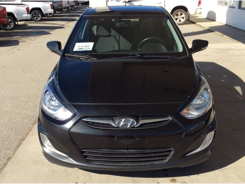 Pre-Owned 2012 Hyundai Accent GLS** Power Sunroof** Heated Seats** Hatchback**