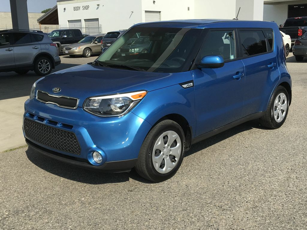Used 2016 Kia Soul Lx 4 Door Car In Kelowna Pmg4919 Toyota