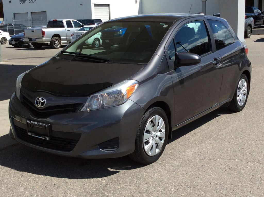 Pre-Owned 2014 Toyota Yaris CE