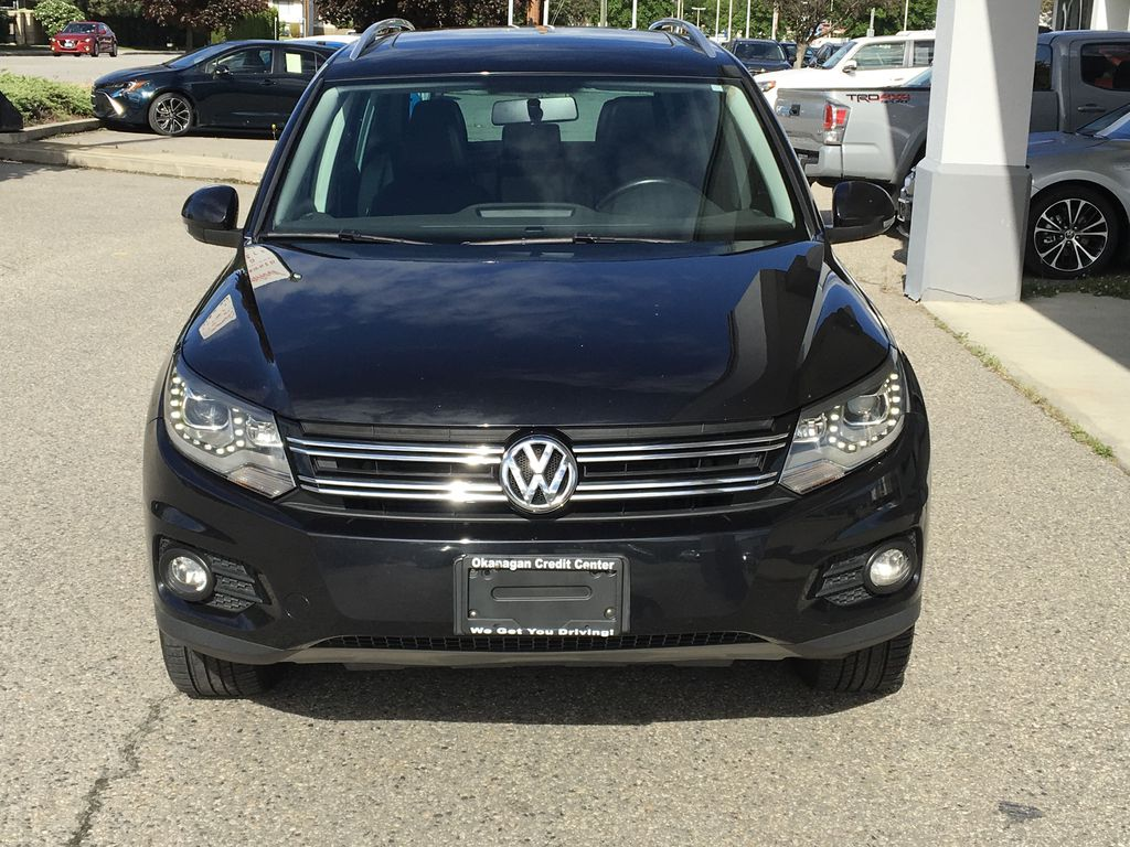 Pre-Owned 2013 Volkswagen Tiguan Highline I All Wheel Drive I Navigation