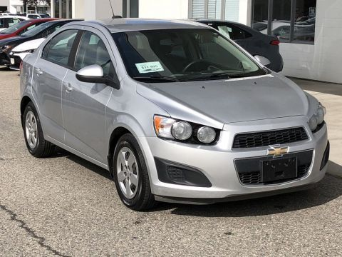 Pre-Owned 2015 Chevrolet Sonic LS