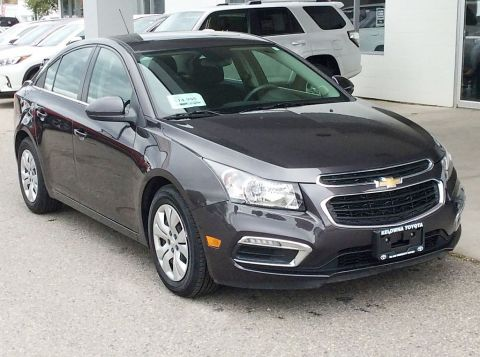 Pre-Owned 2016 Chevrolet Cruze Limited LT