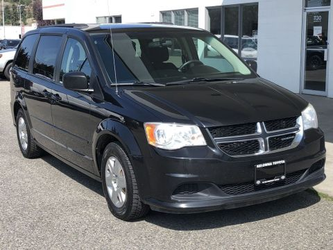 Pre-Owned 2011 Dodge Grand Caravan SXT