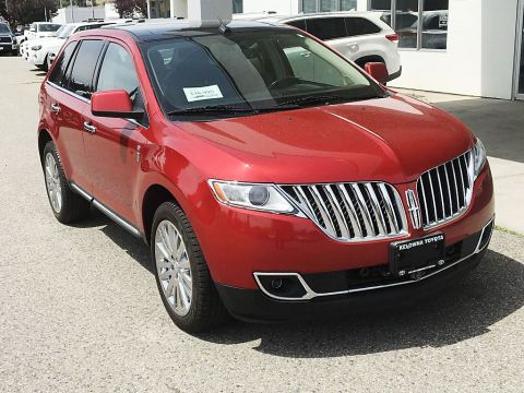 Pre-Owned 2011 Lincoln MKX 4DR AWD