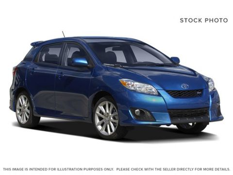 Pre-Owned 2009 Toyota Matrix XR